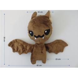 Dimensions : 30 cm de haut, 40 cm d'envergure